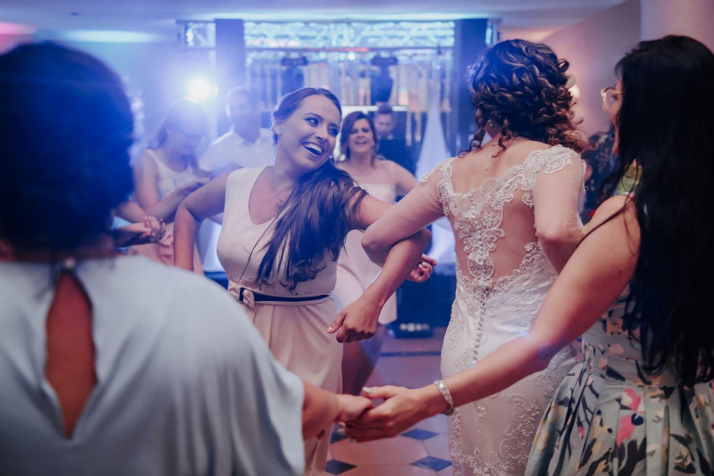 taniec wesele