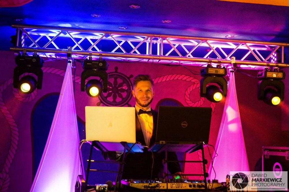DJ Grzegorz Marecik
