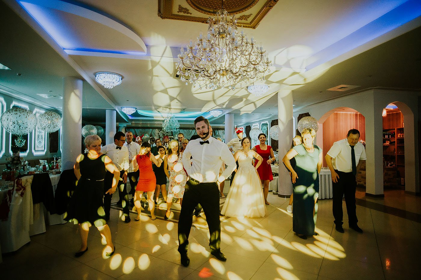 zabawa taneczna
