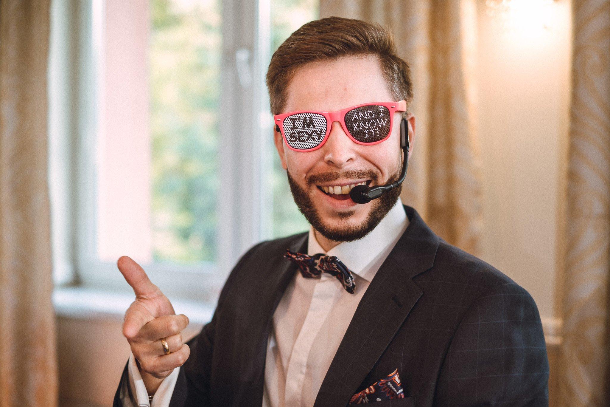 DJ Grzegorz Marecik SHOWLIGHT